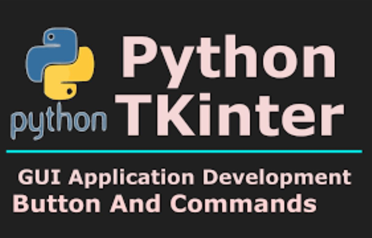 Application in Tkinter – Technoinc